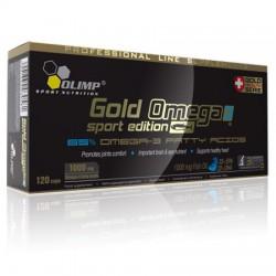 Gold Omega 3Ÿ Sport Edition 120 kapsułek