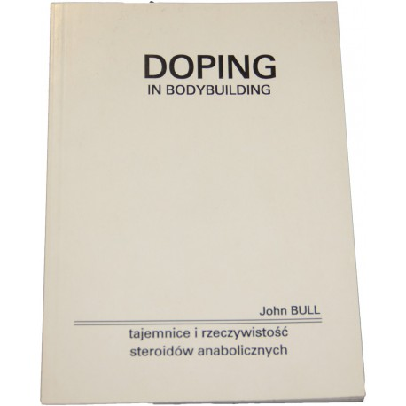 Doping in bodybuilding - John Bull