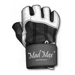 MAD MAX Rękawiczki - Professional MFG-269 (biale)