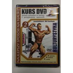 Kurs DVD Kulturystyka -Muskulatura Dla Każdego