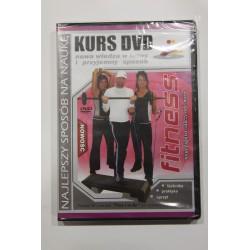 Kurs DVD Fitness- moja figura zależy ode mnie