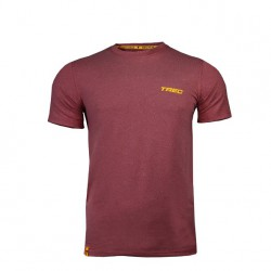 TREC WEAR Men's- SOFT TREC - T-SHIRT 002/MAROON