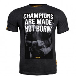 TREC WEAR Men's - CHAMPIONS - T-SHIRT 035/GRAPHITE