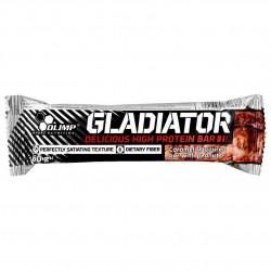 OLIMP - Baton Gladiator 60g karmel z orzeszkami ziemnymi