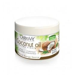 OSTROVIT Coconut Oil NIERAFINOWANY 400G - olej kokosowy