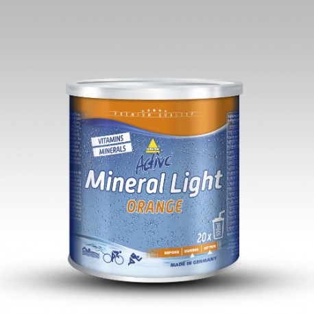 INKOSPOR ACTIVE Mineral Light 333g - puszka